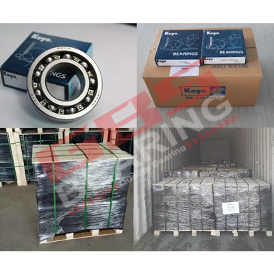 KOYO 23068RHAK Bearing Packaging picture