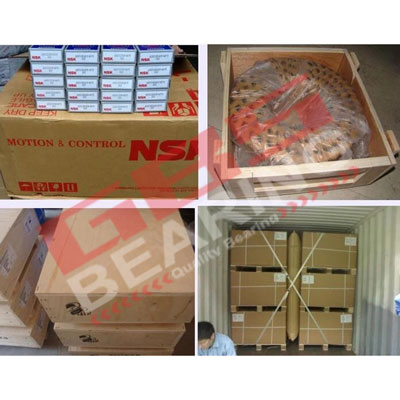 NSK 6300 Bearing Packaging picture